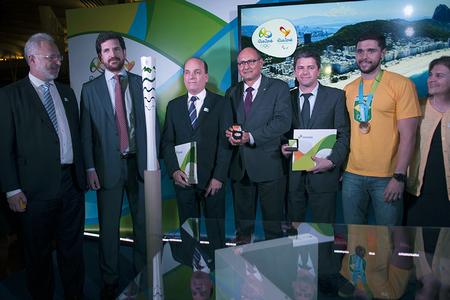 Terceiro lançamento das moedas comemorativas da Rio 2016