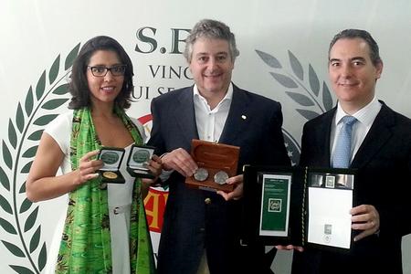 Lançamento da medalha dos 100 anos do Palmeiras