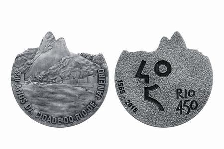 Medalha dos 450 anos do Rio