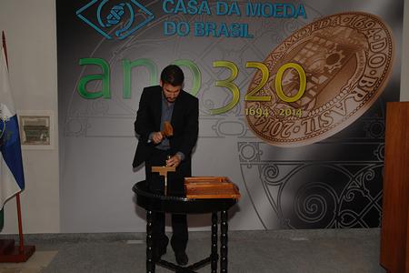 Diretor de Administração e Finanças, Daniel Augusto Borges