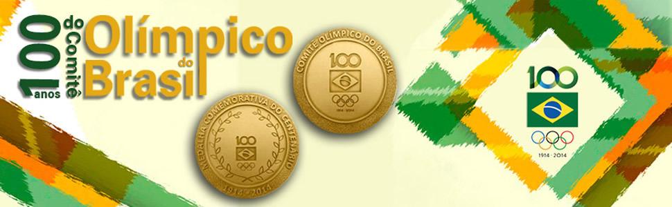 100 Anos do Comitê Olímpico do Brasil