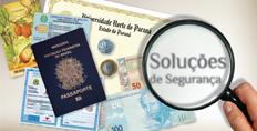Área destinada a soluções de segurança dos nossos produtos e serviços
